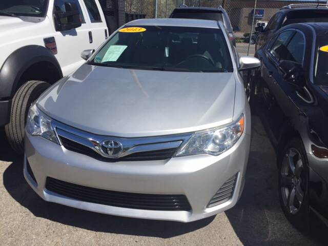 2013 Toyota Camry for sale at Tennessee Imports Inc in Nashville TN