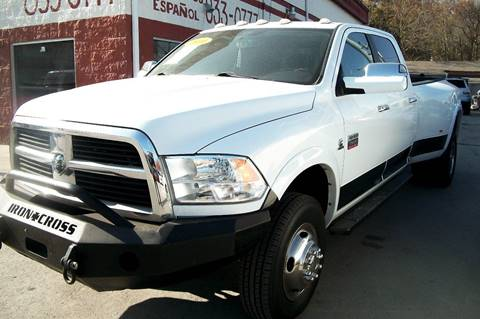 2010 Dodge Ram Pickup 3500 for sale at Tennessee Imports Inc in Nashville TN