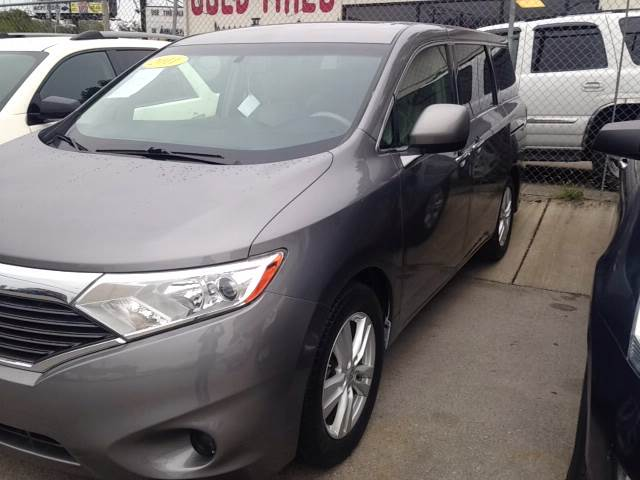 2011 Nissan Quest for sale at Tennessee Imports Inc in Nashville TN