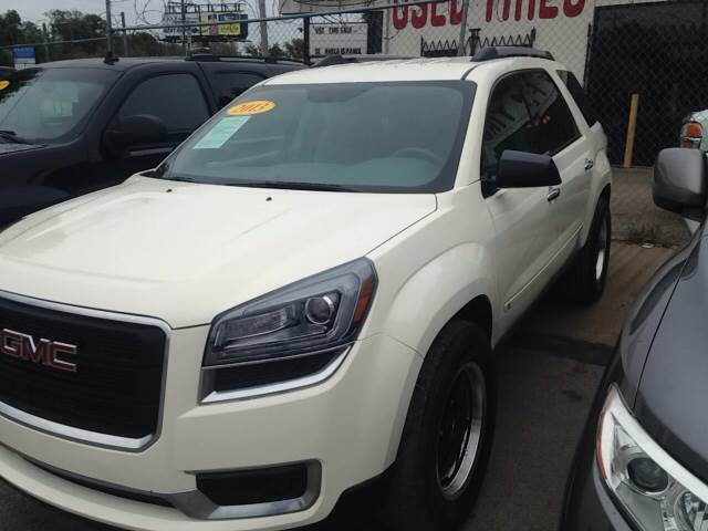 2013 GMC Acadia for sale at Tennessee Imports Inc in Nashville TN