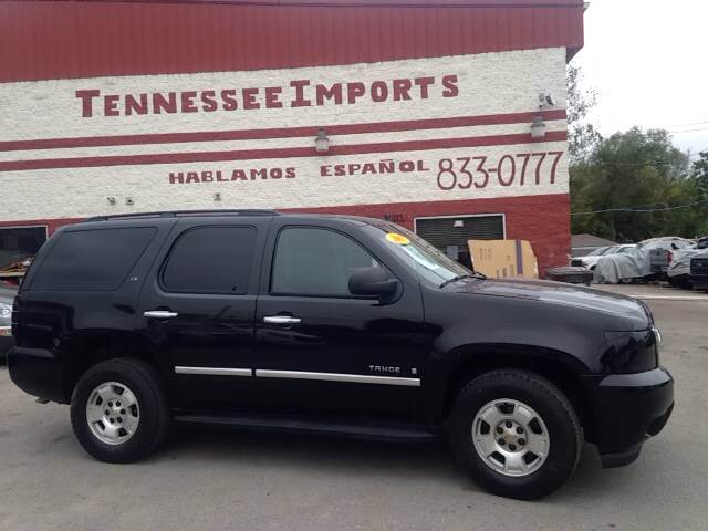 2007 Chevrolet Tahoe for sale at Tennessee Imports Inc in Nashville TN
