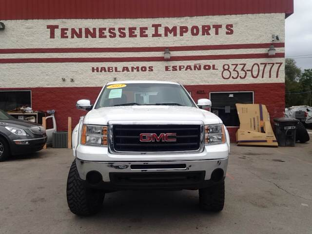 2013 GMC Sierra 1500 for sale at Tennessee Imports Inc in Nashville TN