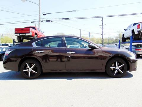 2010 Nissan Maxima for sale at Tennessee Imports Inc in Nashville TN