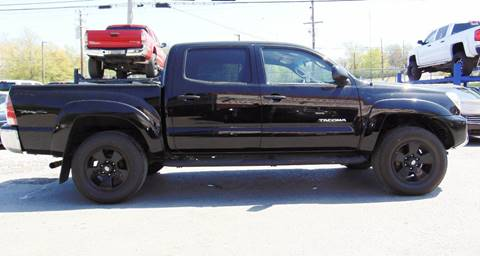2015 Toyota Tacoma for sale at Tennessee Imports Inc in Nashville TN