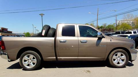 2009 Dodge Ram Pickup 1500 for sale at Tennessee Imports Inc in Nashville TN