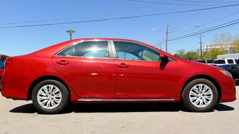 2012 Toyota Camry for sale at Tennessee Imports Inc in Nashville TN