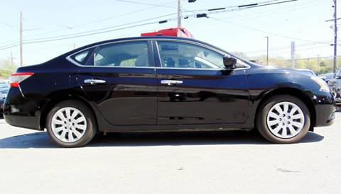 2013 Nissan Sentra for sale at Tennessee Imports Inc in Nashville TN