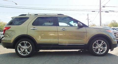 2012 Ford Explorer for sale at Tennessee Imports Inc in Nashville TN