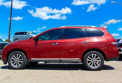 2013 Nissan Pathfinder for sale at Tennessee Imports Inc in Nashville TN