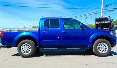 2014 Nissan Frontier for sale at Tennessee Imports Inc in Nashville TN