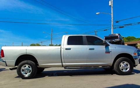 2010 Dodge Ram Pickup 2500 for sale at Tennessee Imports Inc in Nashville TN