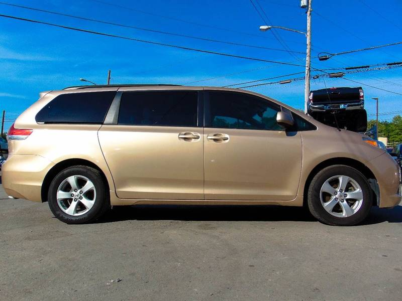 2012 Toyota Sienna for sale at Tennessee Imports Inc in Nashville TN