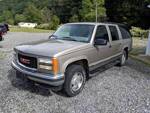 1998 GMC Suburban for sale in Summerhill, PA