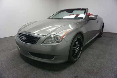 2009 Infiniti G37 Convertible for sale in Springfield, MO