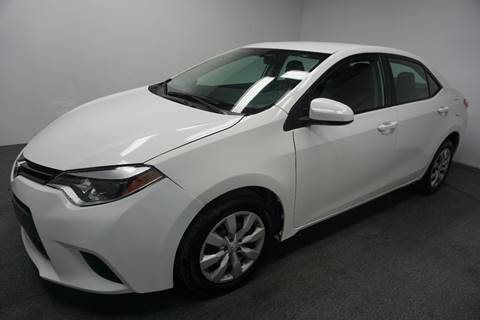 2016 Toyota Corolla for sale in Springfield, MO