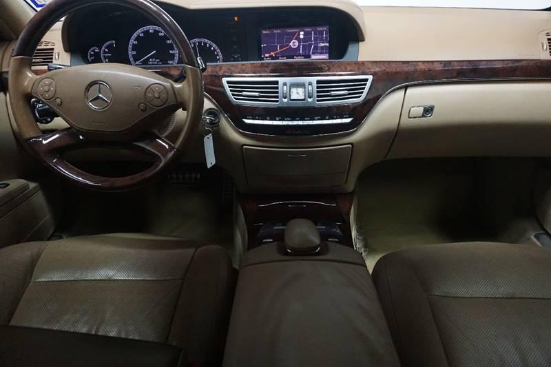 2011 Mercedes-Benz S-Class AWD S 550 4MATIC 4dr Sedan - Springfield MO