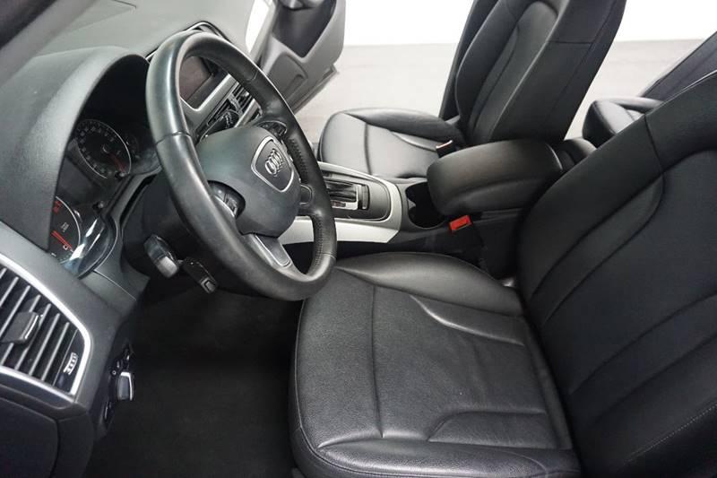 2013 Audi Q5 AWD 2.0T quattro Premium 4dr SUV - Springfield MO