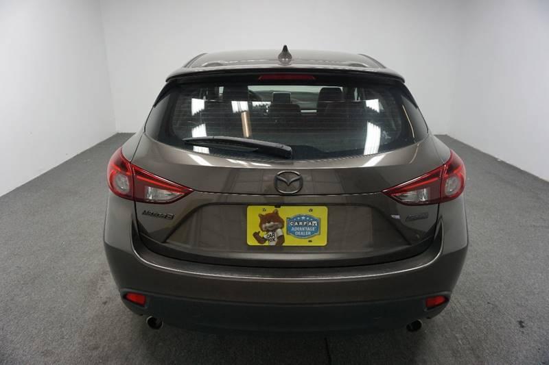 2015 Mazda MAZDA3 s Touring 4dr Hatchback 6M - Springfield MO
