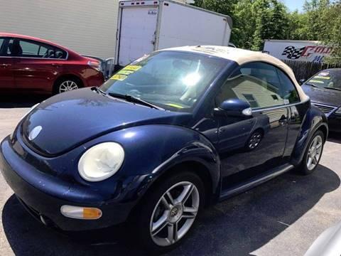 2005 Volkswagen New Beetle for sale in Swansea, MA