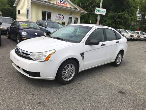 2008 Ford Focus for sale in Swansea, MA