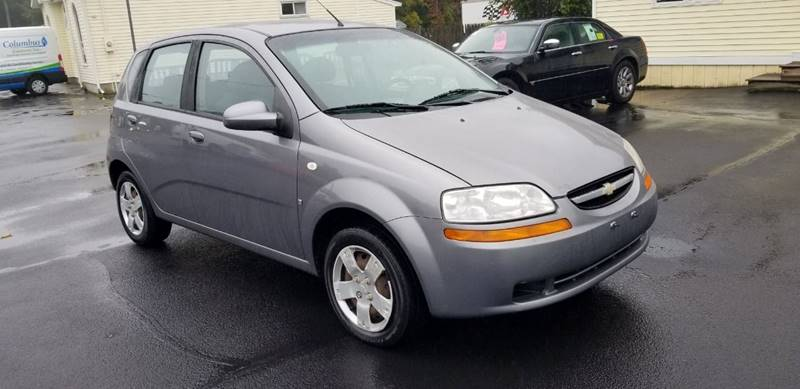 2008 Chevrolet Aveo Aveo5 Special Value 4dr Hatchback In Swansea Ma