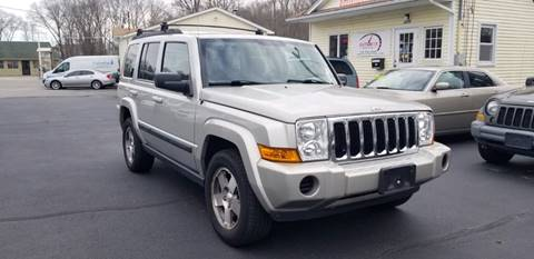 2009 Jeep Commander for sale in Swansea, MA