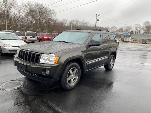 2006 Jeep Grand Cherokee for sale in Swansea, MA