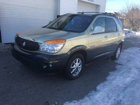 2003 Buick Rendezvous for sale in Swansea, MA