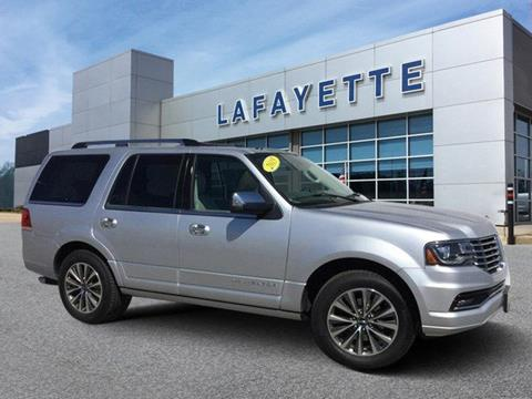 2015 Lincoln Navigator for sale in Fayetteville, NC