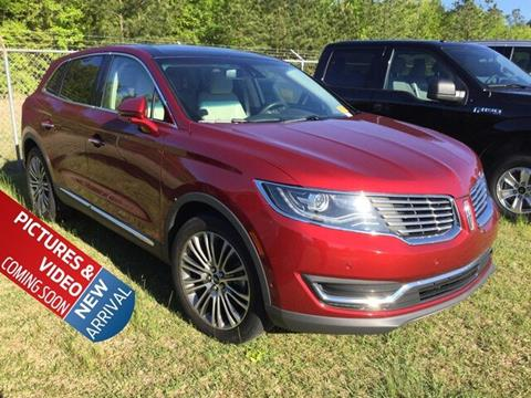 2016 Lincoln MKX for sale in Fayetteville, NC