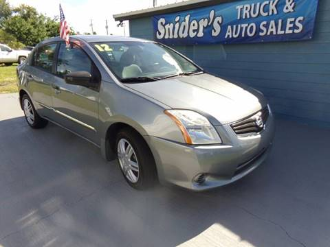 2012 Nissan Sentra for sale in Titusville, FL