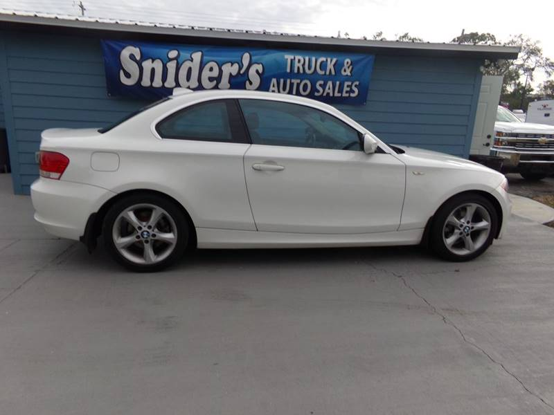 Bmw Series I Dr Coupe In Titusville FL Sniders Truck - 2010 bmw truck