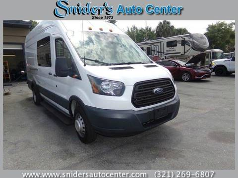2015 Ford Transit Cargo for sale in Titusville, FL