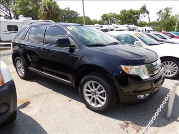 2007 Ford Edge for sale in Titusville, FL