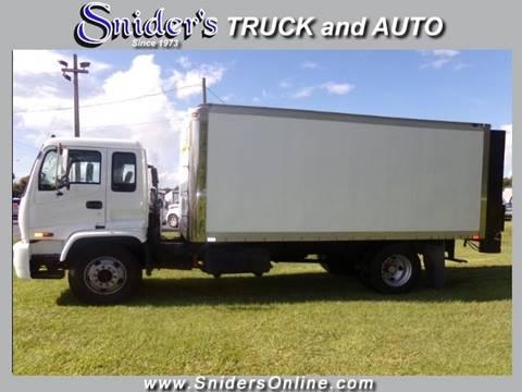 2002 Isuzu FTR for sale in Titusville, FL