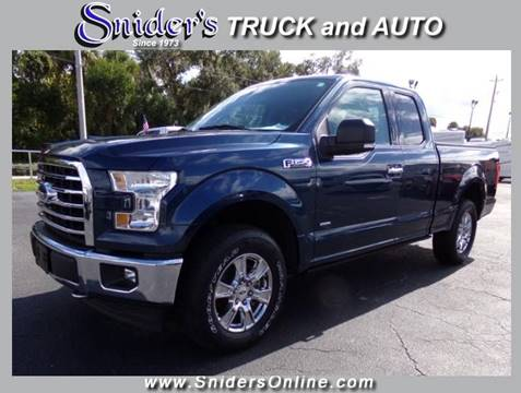 2017 Ford F-150 for sale in Titusville, FL