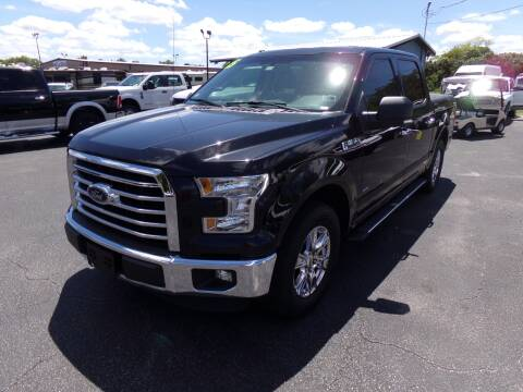 2015 Ford F-150 XLT for sale at Snider's Auto Center in Titusville FL
