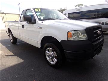2007 Ford F-150 for sale in Titusville, FL