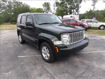 2011 Jeep Liberty for sale in Titusville, FL