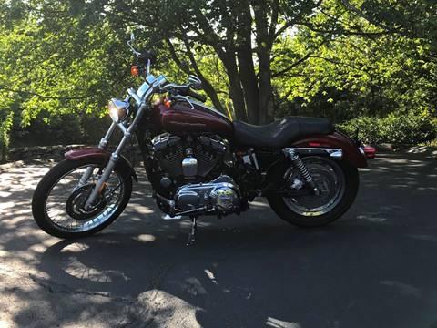 2004 Harley-Davidson Sportster for sale in Hampstead, NH