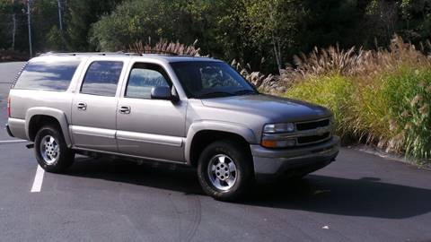2003 Chevrolet Suburban for sale in Hampstead, NH