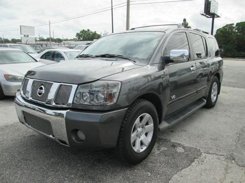 2006 Nissan Armada for sale in Orlando, FL