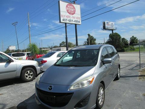 2012 Mazda MAZDA5 for sale in Orlando, FL