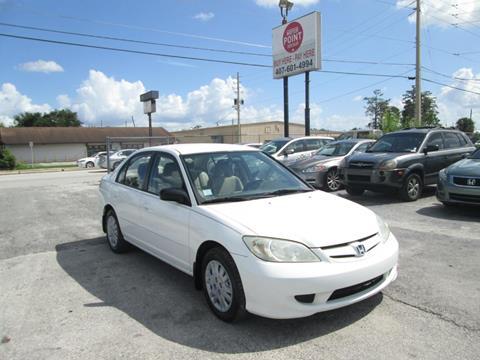 2005 Honda Civic for sale in Orlando, FL