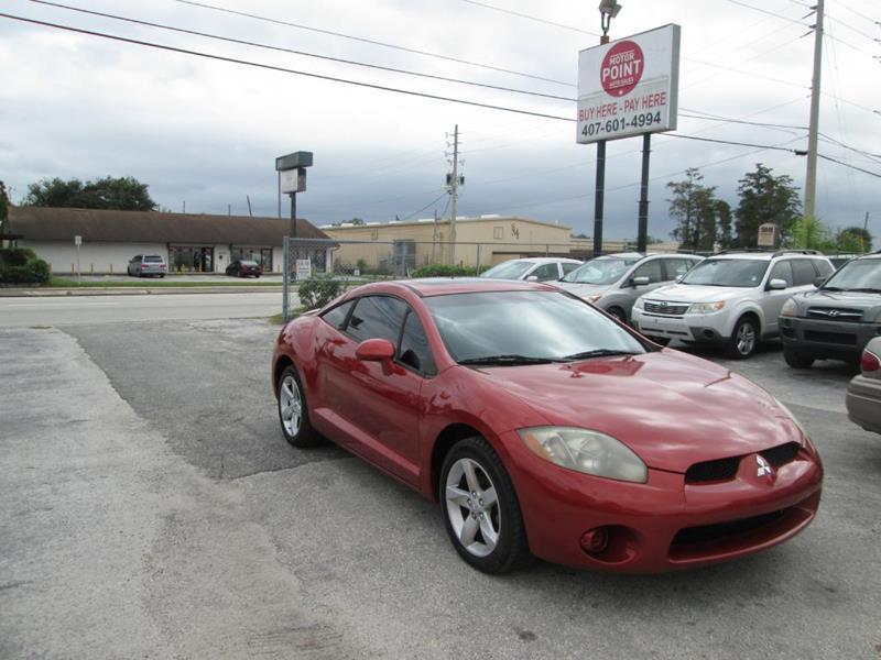 2007 Mitsubishi Eclipse GS Used Cars In Orlando, FL 32804