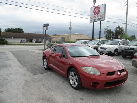 2007 Mitsubishi Eclipse For Sale In Orlando, FL