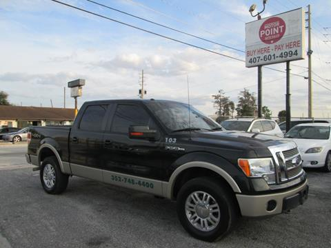 Buy Here Pay Here Orlando >> Ford Used Cars For Sale Orlando Motor Point Auto Sales