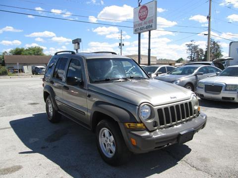 2007 Jeep Liberty for sale in Orlando, FL