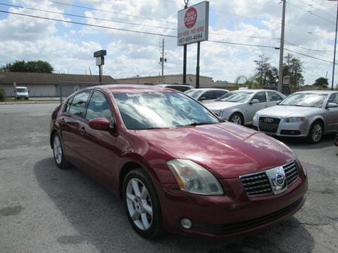 2006 Nissan Maxima for sale in Orlando, FL
