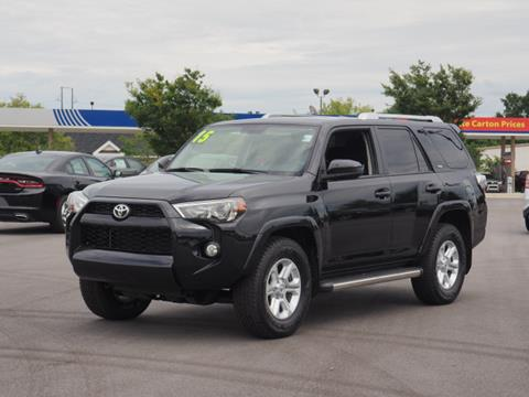 2015 Toyota 4Runner for sale in Rockingham, NC
